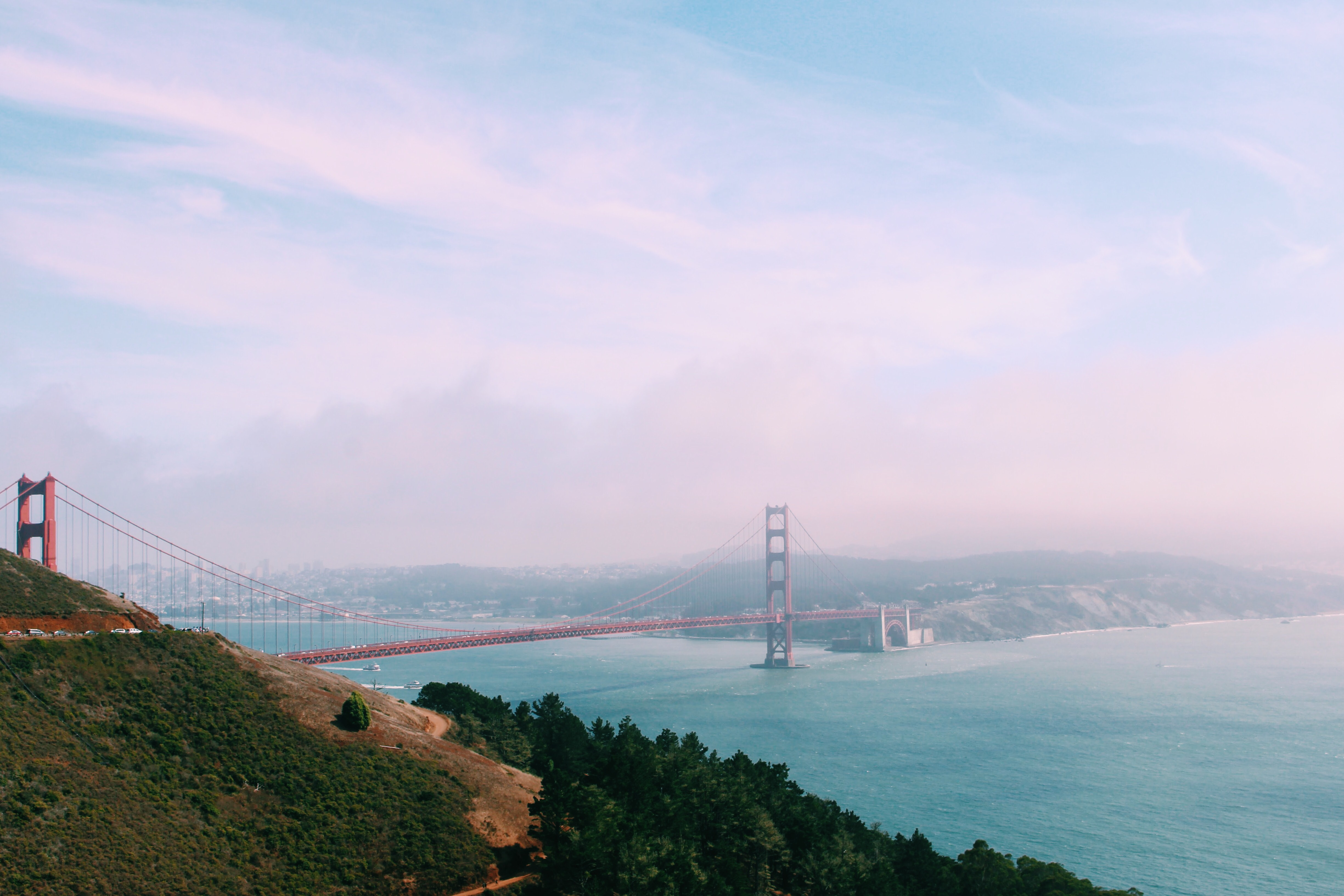 5 Day San Francisco and Pacific Coast Highway Itinerary