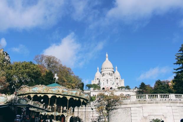 Sacré‑Cœur Paris