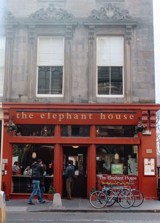 Elephant Cafe Scotland