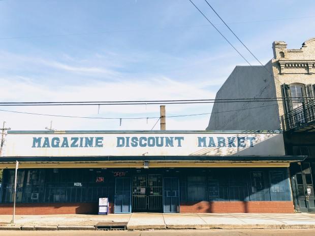 Magazine Street New Orleans